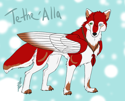 Tethe'Alla - Adventure by littlezombiesol