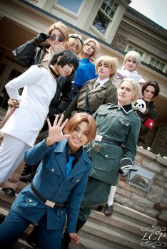 Hetalia: Make Pasta, Not War by LiquidCocaine-Photos