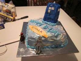 Doctor Who Cake2 by Tempest19