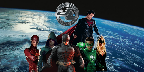 justice league by Enderules3