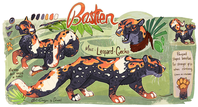 Bastien Ref by Colonels-Corner