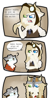 Comic - Trenzas by Guajorite