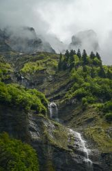 Flowing from the mountains by aw-landscapes