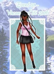 [CS] Event 01 - Ete 2016 - Nephthys by MaelysTremblay