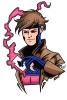 Gambit Headshot4 by RichBernatovech