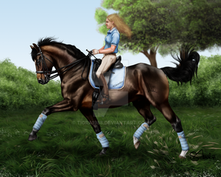 Hohenzollern Comission by Tigra1988