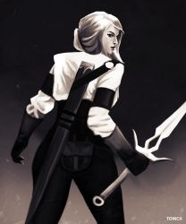 Day-10-Ciri by Tom-Cii