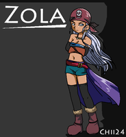 Zola by OfficialChii24