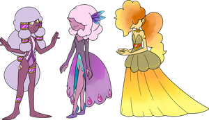 SU Pretty Pearl Adopts (CLOSED) by SmilesUpsideDown