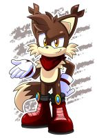 Ford the Fox by Arung98