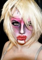 Zombie Makeup by Whimsical-Fairytales