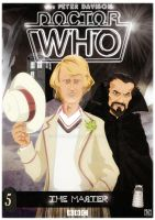Doctor Who _ The Fifth Doctor by Dawid-B