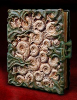 Fossil Book final by TimBakerFX