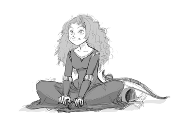 merida by Socij