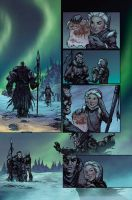 Dissension - War Eternal Page 4 colors by Arciah