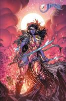 Jirni Vol.2 #1 Retailer Incentive Cover COLOR by vmarion07