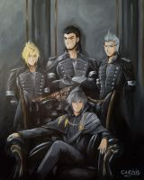 Chocobros in Insomnian Detail by DNLINK