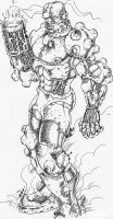 cYBORG by tanyk