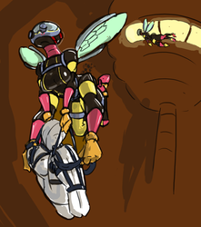 ExKali Hive by StudentOfRubber