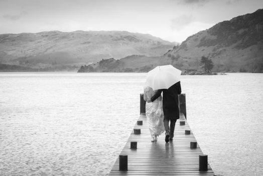 Nice place for a wet wedding by SkankinMike