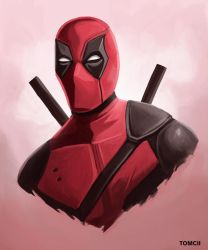 Deadpool by Tom-Cii