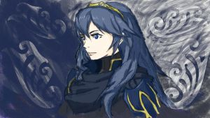 Lucina by Rikuo86