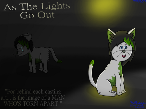 As The Lights Go Out by TheTARDISMistress