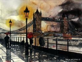 Tower bridge by takmaj
