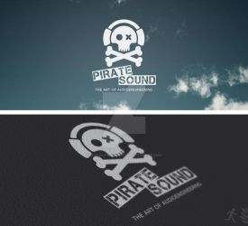 DOA Pirate Sound Logo Template by design-on-arrival