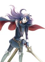 FE13 - I Challenge My Fate! by MarvelPoison