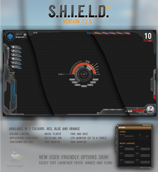 Avengers S.H.I.E.L.D OS Ver 1.2.5 by Daelnz