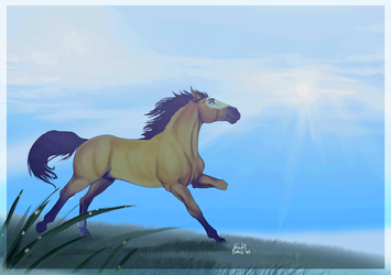 Cool sunlight - trade by green-ermine