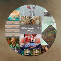 200+ watchers pack by tuschen