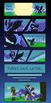 Moon Mates - A MLP Comic by TheCrystalRing