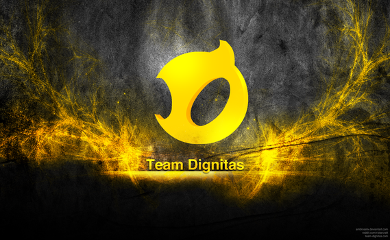 Team Dignitas by AmbroseFx