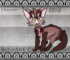 Judge - Lucifer by silly-sweetness