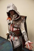 fully finished Ezio at Ohayo by Forcebewitya