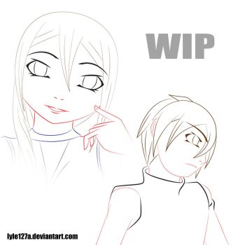 [WIP] Boy and Girl by Lyle127A