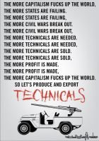 Some thoughts about technicals by onure