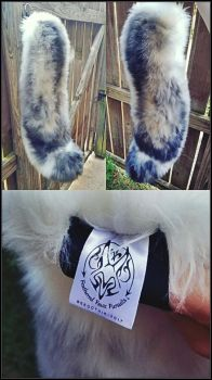 Deluxe Timber Wolf Tail by SBGothik