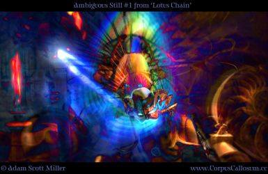 Ambiguous Still #1 from 'Lotus Chain' by Adam-Scott-Miller