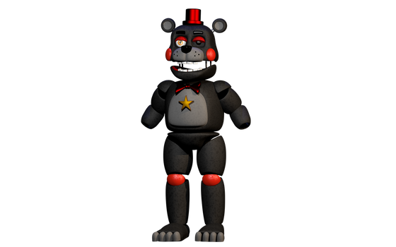 Lefty WIP 4 by PuppetProductions