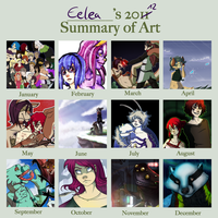 Eeleas summary 2012 by Eelea