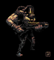 Quake Enforcer/Biosuit by Desolc