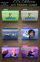 ColorFlow - Auto Insurance by obamagirl