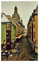 Muenzgasse by Cryel