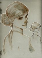 Girl by JohnTimms