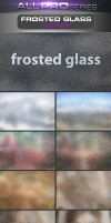 Frosted Glass Background Texture by ravirajcoomar
