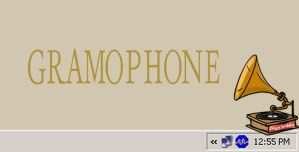 gramophone by anoop-pc