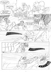 The Warrior of the Tree of Wonders.- pg14 by Ohblon